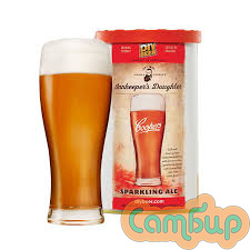 Купить недорого COOPERS  1,7 кг Innkeepers Daughter Sparkling Ale (Игристый Эль) в Самаре